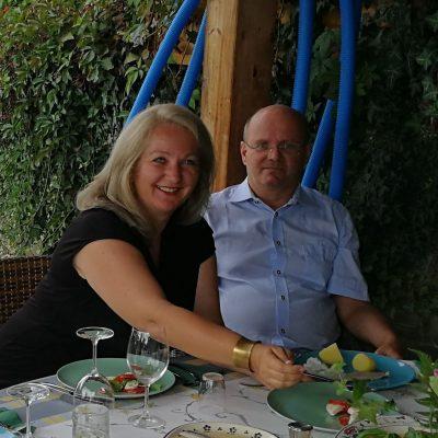20180815_Cousintreffen_Sonja und Georg