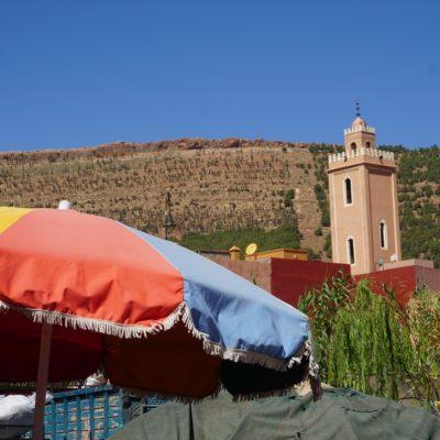 In der Berberstadt Asni