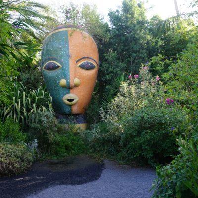 Im Anima-Garten von André Heller